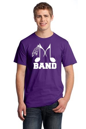 Mascoutah il high school band fundraising t shirts for High school band shirts