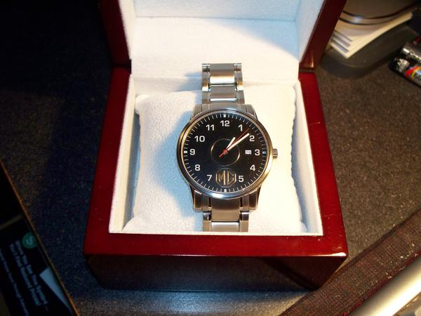 MG Swiss Watch