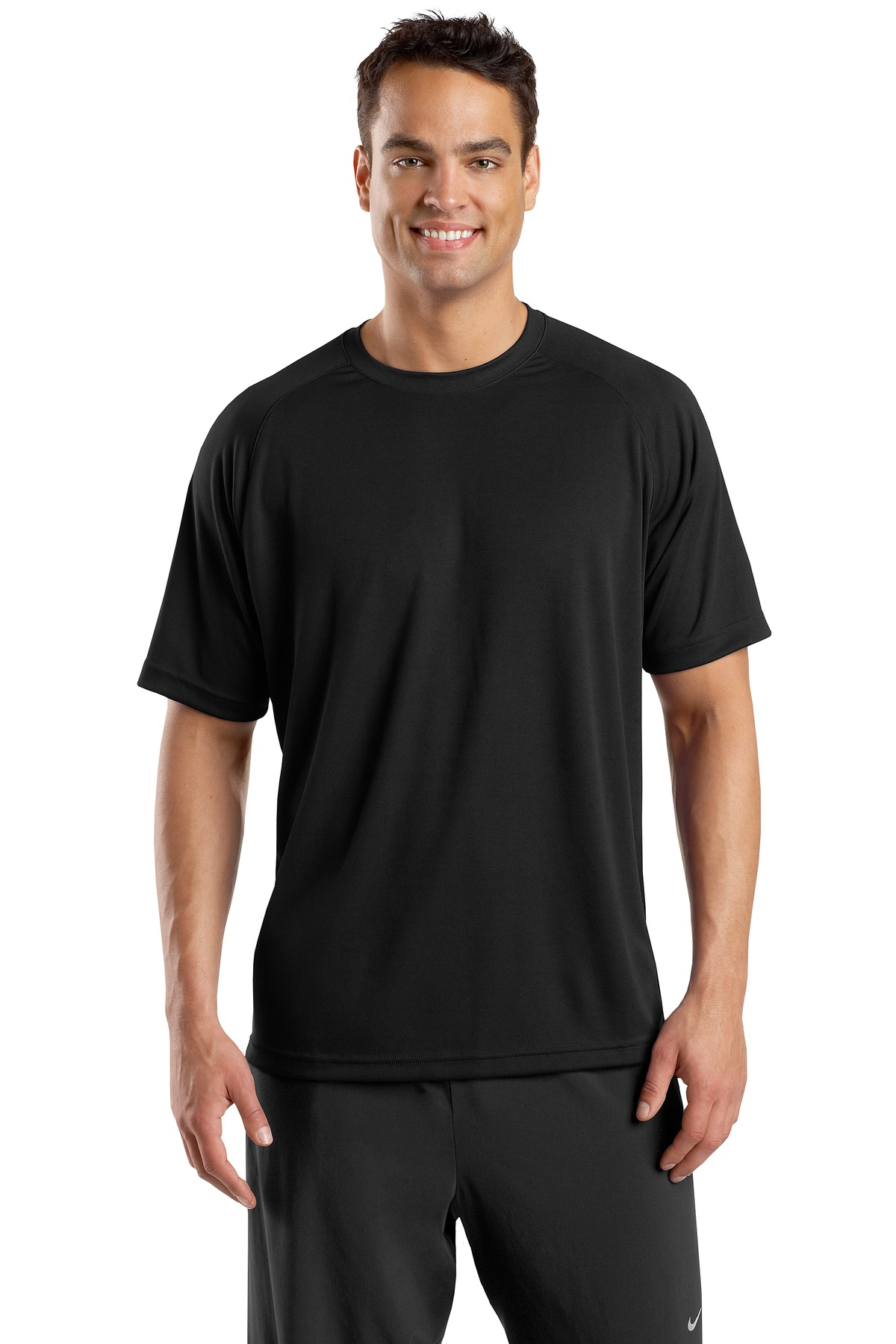 Black Shirt Model